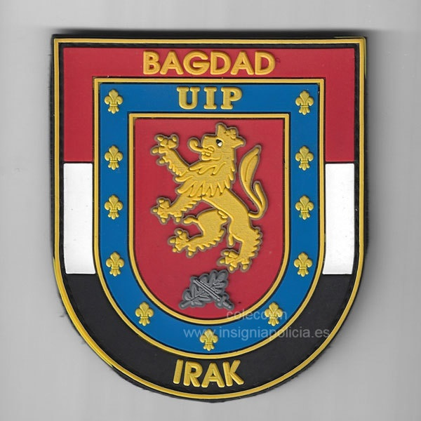 Close protection team Irak